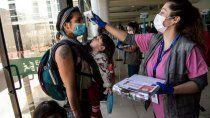 chile tuvo la jornada con mas contagios