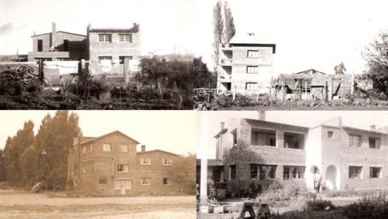 Los cambios que tuvo la Hostería Chimehuín, inaugurada por José Antonio Julián y Elena Koller, los padres de Pepa.