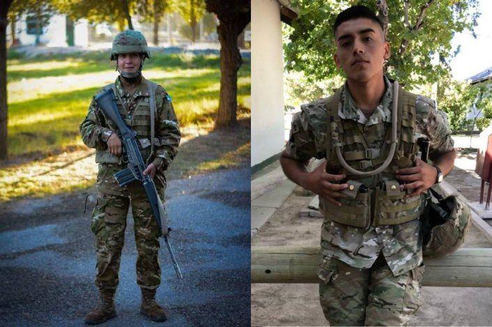 Dos soldados pelean por su vida tras un choque en Láinez y ex Ruta 22