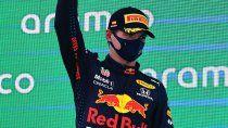Verstappen y la amargura del podio de la Fórmula 1 en España