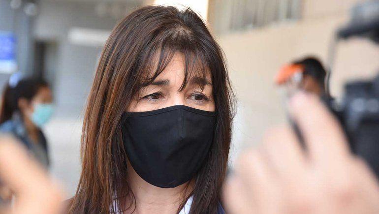 La ministra de turismo de la provincia de Neuquén, Marisa Focarazzo.