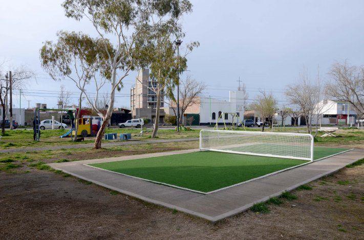 La Muni inauguró 30 hectáreas de espacios verdes durante la pandemia