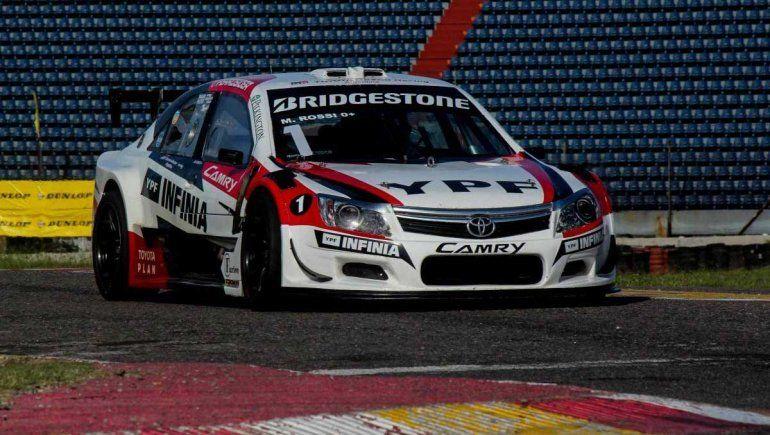 Matías Rossi logró el bicampeonato del Top Race al terminar segundo en la última fecha en Buenos Aires.