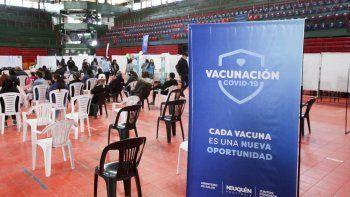 Llegan 67 mil vacunas y Neuquén se acerca al millón de aplicaciones