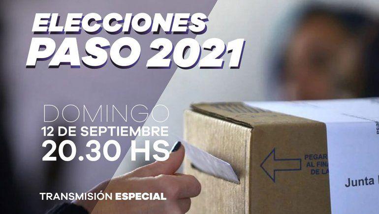 PASO 2021: no te pierdas la cobertura especial de LM Neuquén y LM PLAY