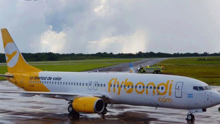 Pasajeros de Córdoba le ganaron una demanda colectiva a Flybondi