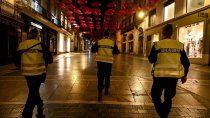 francia: toque de queda a 46 millones de habitantes