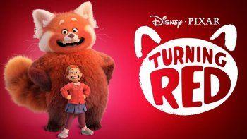 Películas de Disney: estrenaron el primer avance de Red