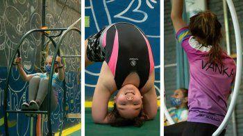 las acrobacias sin cuarentena: la escuela de circo que apuesta todo al streaming