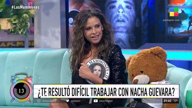La sorpresiva revelación de Julieta Ortega sobre Nacha Guevara