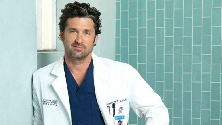Greys Anatomy: Patrick Dempsey habló de su regreso