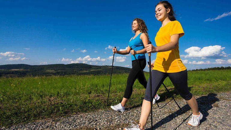 Dar más pasos por día puede prolongar la vida