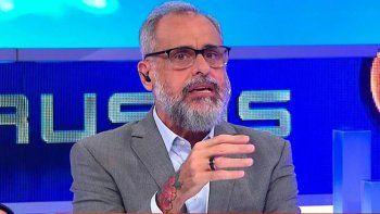 otra vez: jorge rial fue durisimo con el abogado de su hija