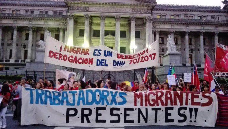 Derogan decreto migratorio del macrismo por ir contra las políticas de derechos humanos