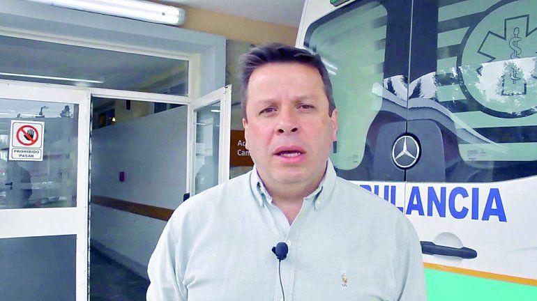 El intendente Fabio Stefani confirmó su situación en Año Nuevo.