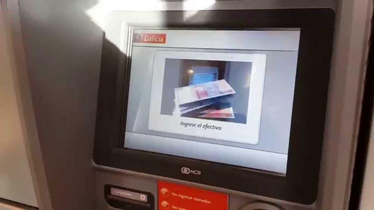 Cuentas vacías y susto para los clientes del banco Galicia: el motivo