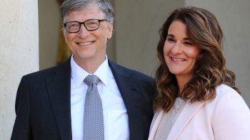 multimillonario divorcio: bill gates y melinda se separan