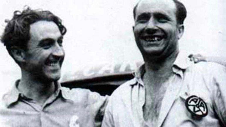 El fatal accidente de Fangio que mató a su amigo y puso en peligro su carrera