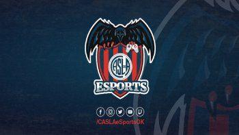 San Lorenzo Esports presente en Liga Master flow 2021