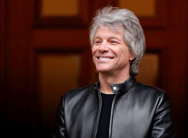 Jon Bon Jovi prepara el lanzamiento de su nuevo disco.