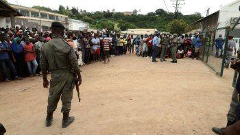 horror: cuerpos decapitados en mozambique