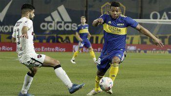 Minuto a minuto: Boca y Patronato empatan en Santiago