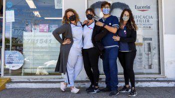 Octubre rosa: el video de TikTok de una farmacia cipoleña
