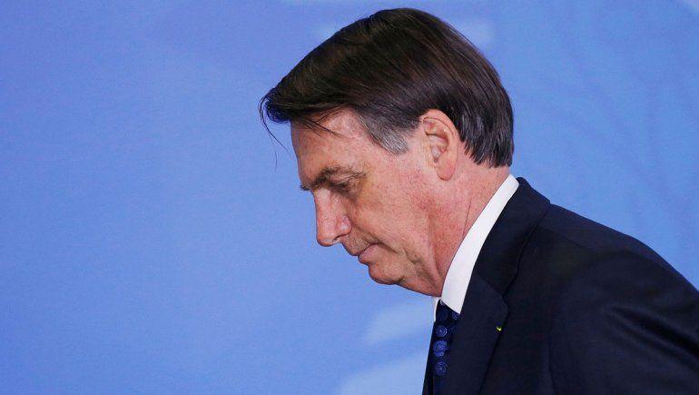 La Justicia citó a Bolsonaro por el caso Petrobras