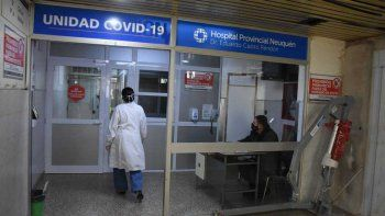 Neuquén tuvo 296 nuevos contagios y otras cuatro muertes por COVID