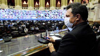 diputados: balance a un ano de la primera sesion virtual