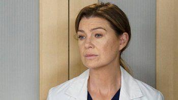 Ellen Pompeo habló sobre el final de Greys Anatomy