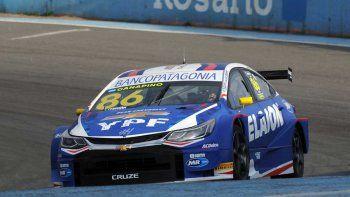 Canapino ganó la décima fecha del Súper TC2000 en Rosario