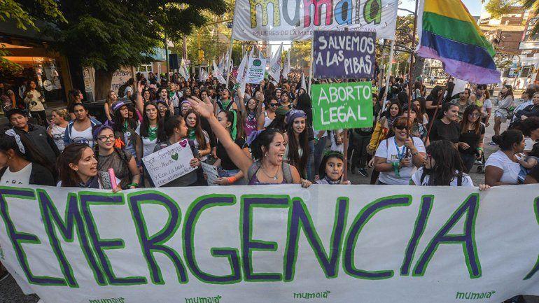 Por el 8 de marzo, convocan a un nuevo paro y marcha de mujeres