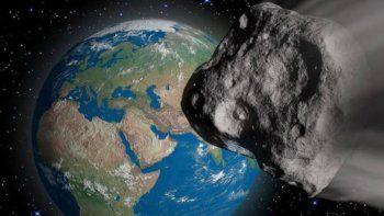 la nasa advirtio que un asteroide amenaza a la tierra
