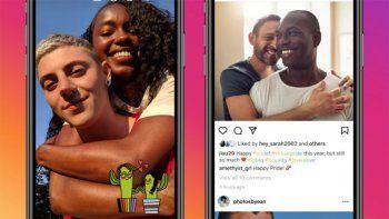 instagram y facebook celebran el mes del orgullo lgbtiq+
