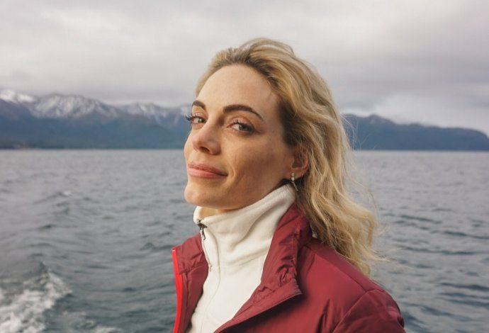 Emilia Attias mostrará las bellezas de Villa la Angostura en la TV
