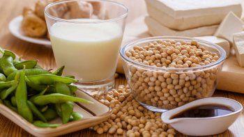 el consumo de leche vegetal aumento un 54% en cinco anos