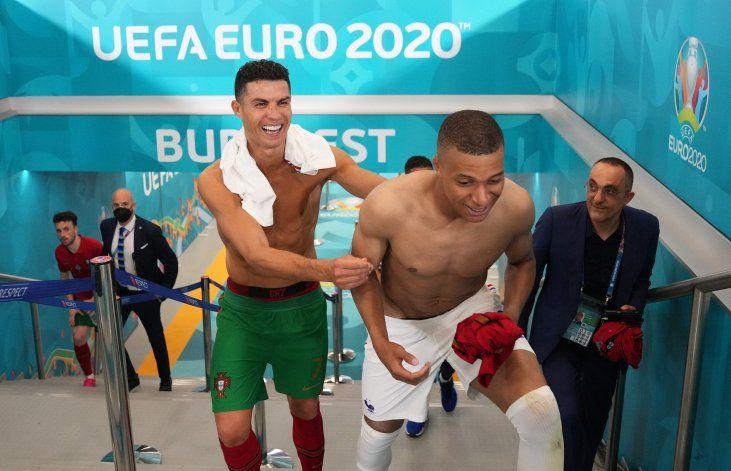 Así quedaron los cruces de los octavos de final de la Eurocopa