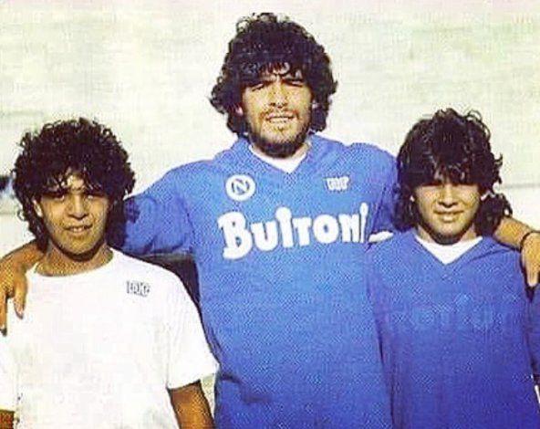 Diego Maradona en Italia