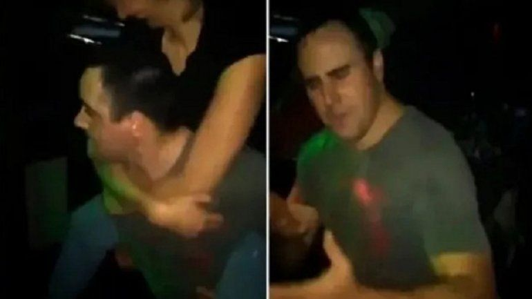 Escándalo por policías que se filmaron en una fiesta sexual