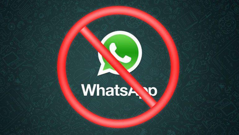Así podés bloquear un número de WhatsApp sin abrir la conversación.