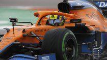 Lando Norris logró la pole position en la GP de Rusia de Fórmula 1