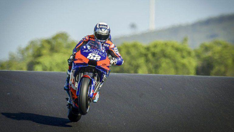 Miguel Oliviera ganó la última fecha del Moto GP en Portimao.