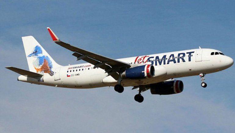 Las low cost también retomarán los vuelos a Neuquén.