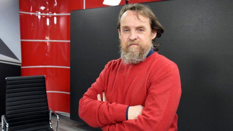 Secretario General de ATEN Marcelo Guagliardo