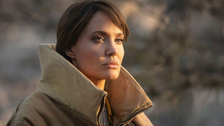 Angelina Jolie regresó a la gran pantalla