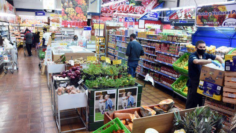 Supermercado Capriolo en la actualidad.