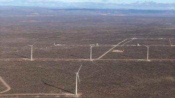 Neuquén postula tres parques eólicos al régimen de fomento