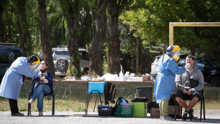 Otra jornada sin muertes por coronavirus en Neuquén