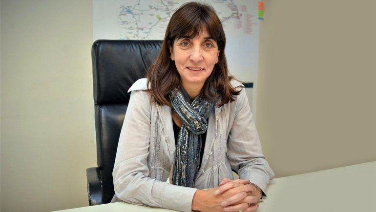 Andrea Echauri, subsecretaría de Salud de Neuquén